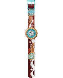 Dětské hodinky FLIK FLAK ZFPS026 GIRL GROUND