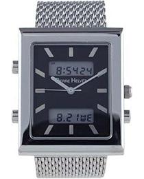 Pánské hodinky Pierre Helvet F04F50 - multifunkční chronograf se dvěma displeji