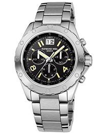 fa74988b3 Pánské hodinky RAYMOND WEIL 8500-ST-05207 36 600 Kč 29 280 Kč skladem 20  akce. Přidat do oblíbených