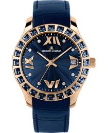 Dámské hodinky Jacques Lemans Jacques Lemans Rome 1-1571ZI + Doprava ZDARMA + 2 roky záruka