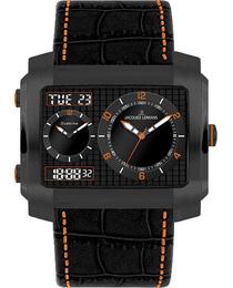 Pánské hodinky Jacques Lemans Jacques Lemans Madrid XL - 1-1708E + Doprava ZDARMA + 2 roky záruka
