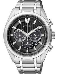 9801a8bc3 Pánské hodinky CITIZEN CA4010-58E Super Titanium Chrono8 300 Kč Přidat do  oblíbených