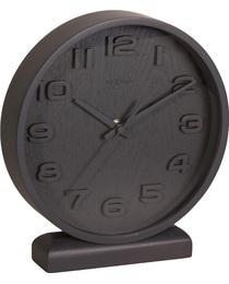 Designové stolní hodiny 5192gs Nextime Wood Wood Small 22cm