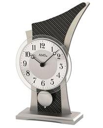 Stolní kyvadlové hodiny 1140 AMS 26cm