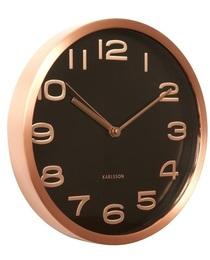 Designové nástěnné hodiny KA5578BK Karlsson 29cm