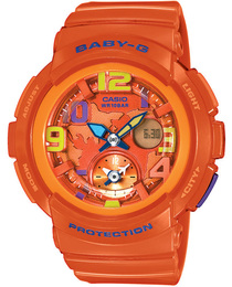 Dámské hodinky CASIO BGA-190-4B Baby-G
