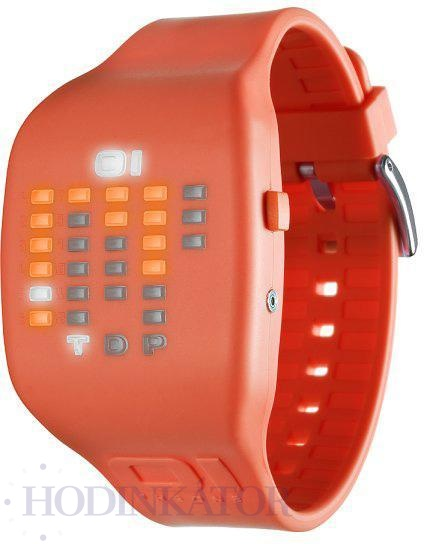 ... Unisex hodinky THE ONE IC900M30R Ibiza Ride. 10 akce doprava zdarma ae2dbacf28d