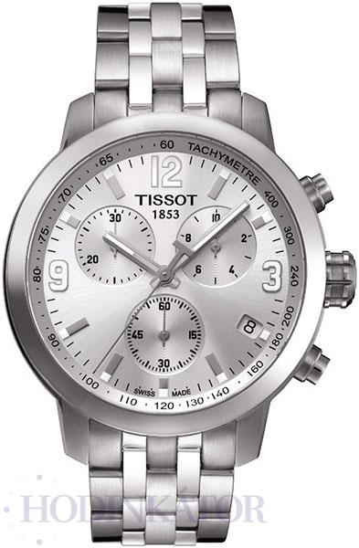 Pánské hodinky TISSOT T055.417.11.037.00 PRC 200 Chrono  76fa79c48ee