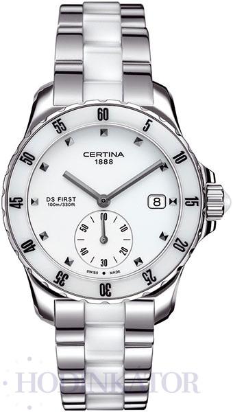 ... Dámské hodinky CERTINA C014.235.11.011.01 DS First Lady Ceramic. 10  akce doprava zdarma fe6360773d