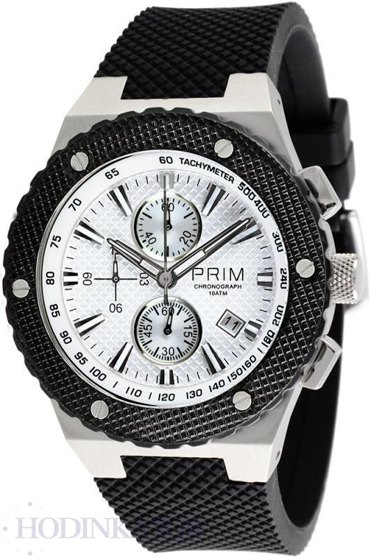 ... Pánské hodinky PRIM Racer - C. skladem doprava zdarma 58b7b0de74