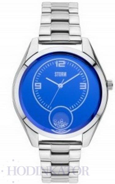 e5b71374928 ... Módní  Dámské hodinky STORM Orba Lazer Blue. doprava zdarma