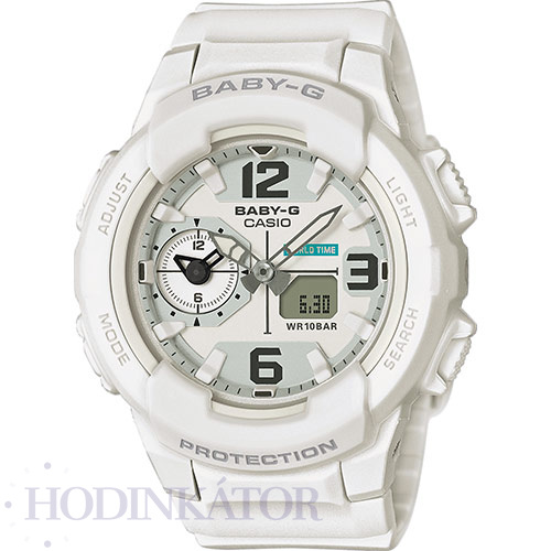 95f319aaf96 ... Dámské hodinky CASIO BGA-230-7B Baby-G. doprava zdarma